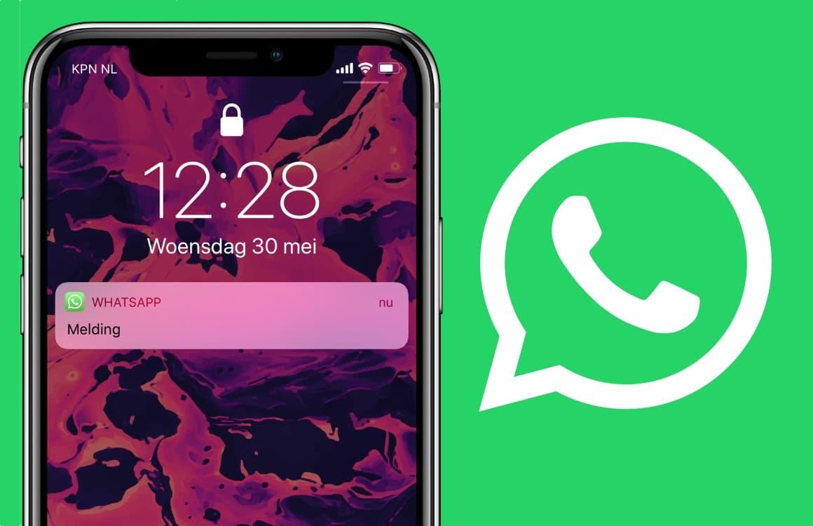Hackers kunnen nepberichten in WhatsApp onder jouw naam versturen