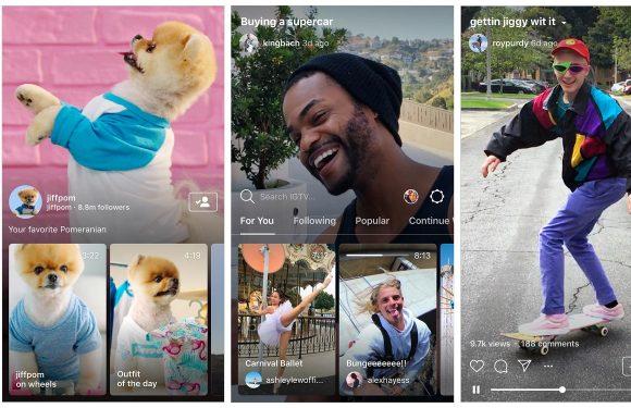 Instagram brengt YouTube-concurrent uit: IGTV