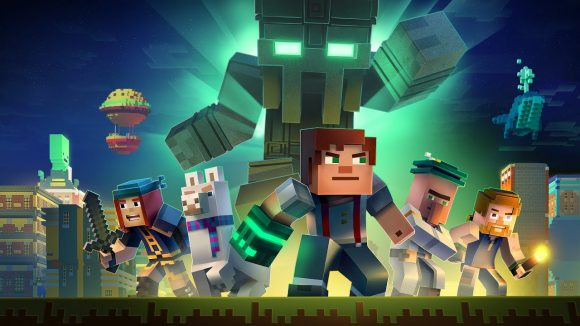 Netflix-games minecraft story mode 2