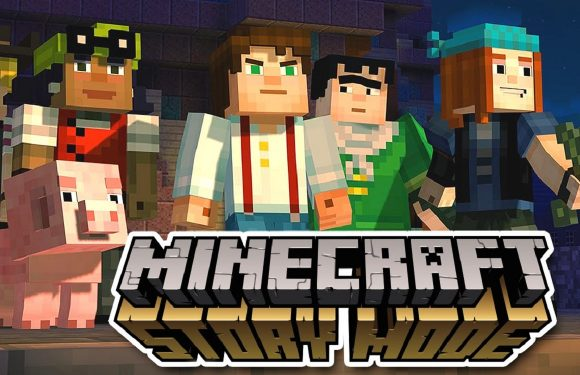 Netflix start streamen van games met Minecraft: Story Mode