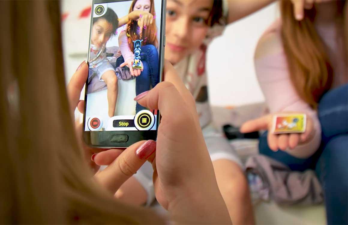 Programmeer je eigen AR-robot met AH Tech en je iPhone