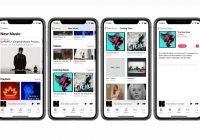 Apple Music-update krijgt nieuwe artiestenpagina's en 'Coming Soon-tab'