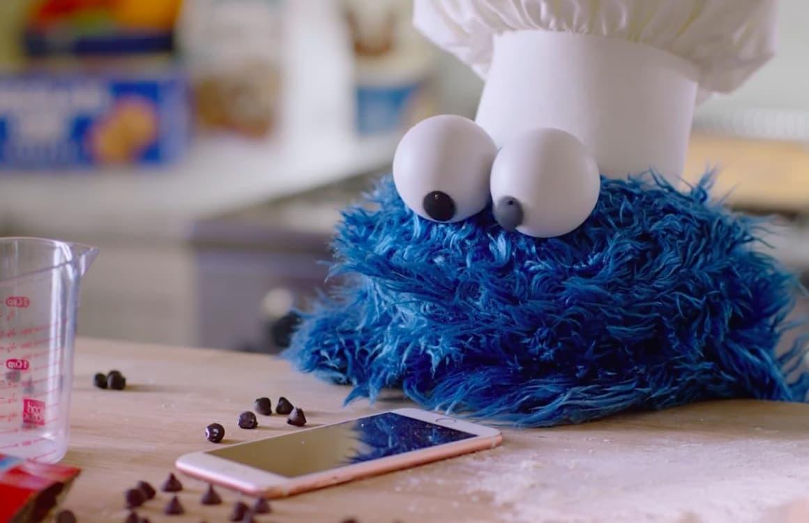 Apple werkt samen met Sesamstraat aan kinderseries