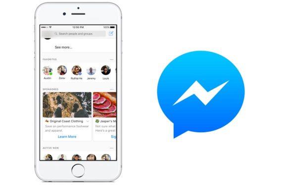 Facebook Messenger krijgt automatisch-afspelende videoreclame
