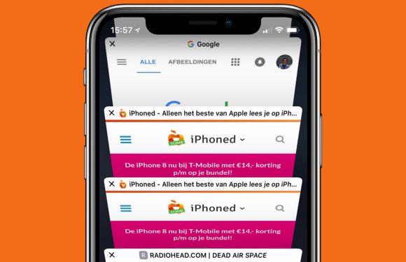 Tip: zo gebruik je favicons in Safari met iOS 12 en macOS Mojave