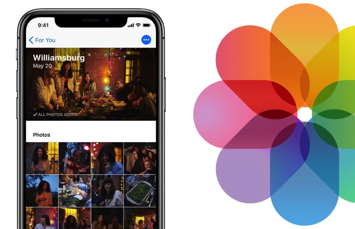 iOS 12 foto's