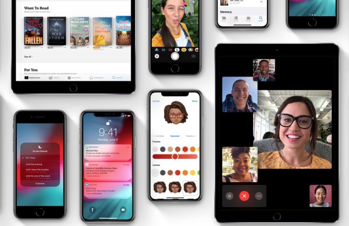 iOS 12 bèta