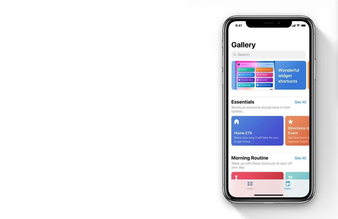 iOS 12 Siri