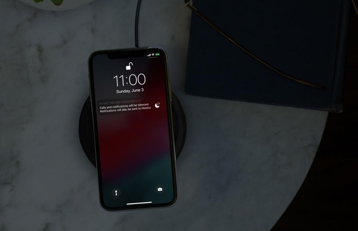 Tip: een zorgeloze nachtrust dankzij Bedtijdmodus in iOS 12