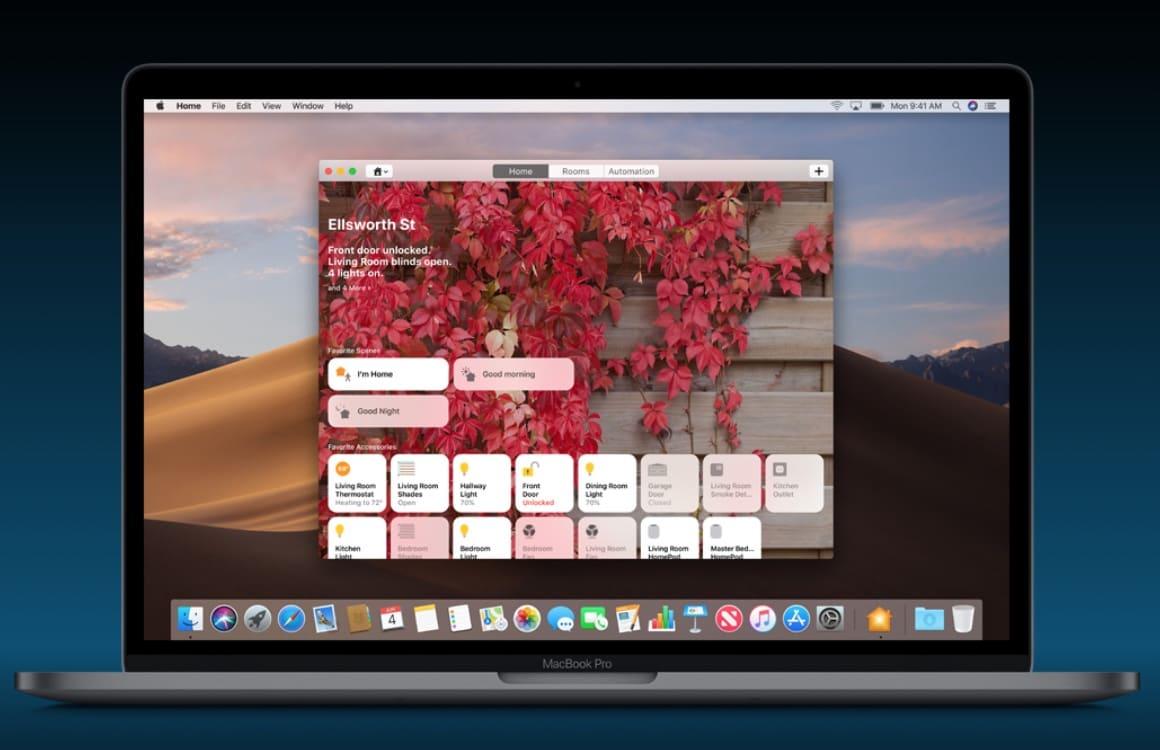 iOS macOS universele apps