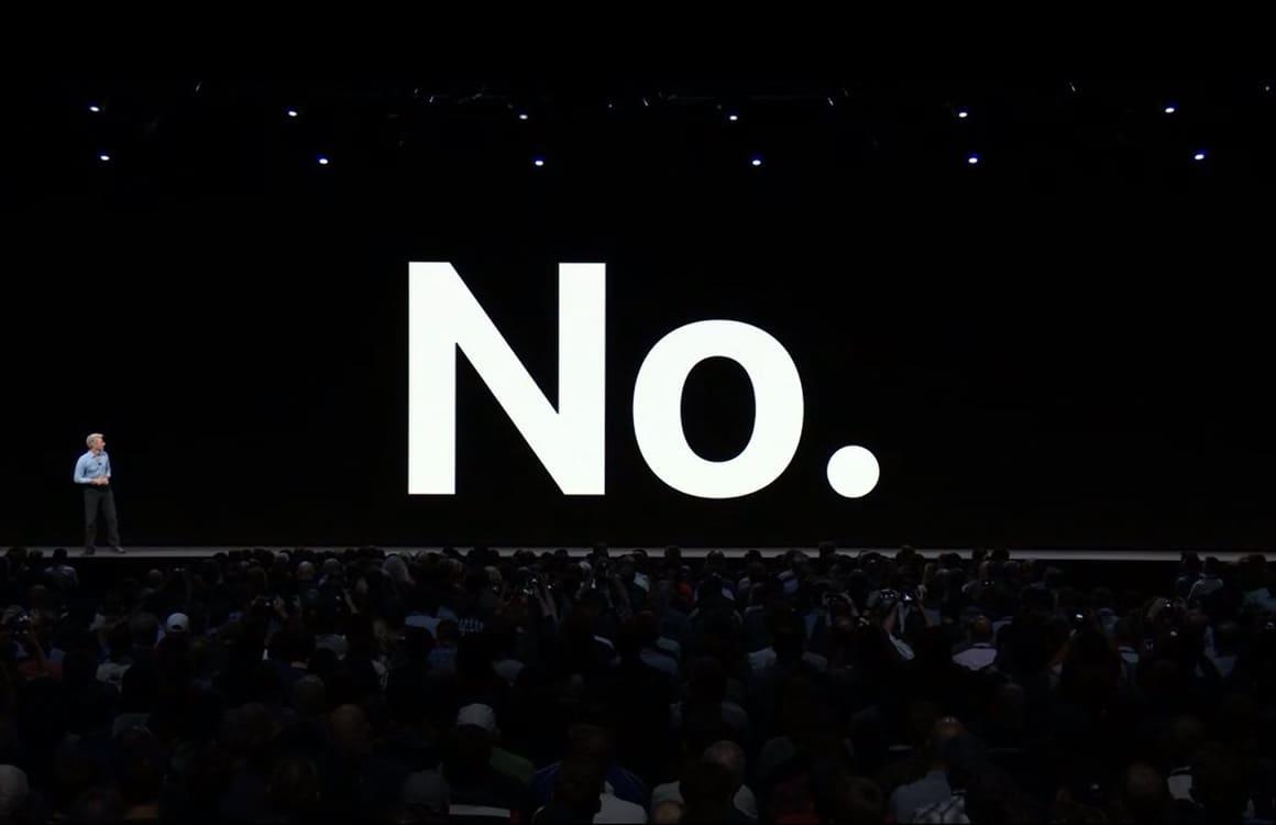 Opinie: iOS en macOS worden niet gecombineerd, maar komen wel samen