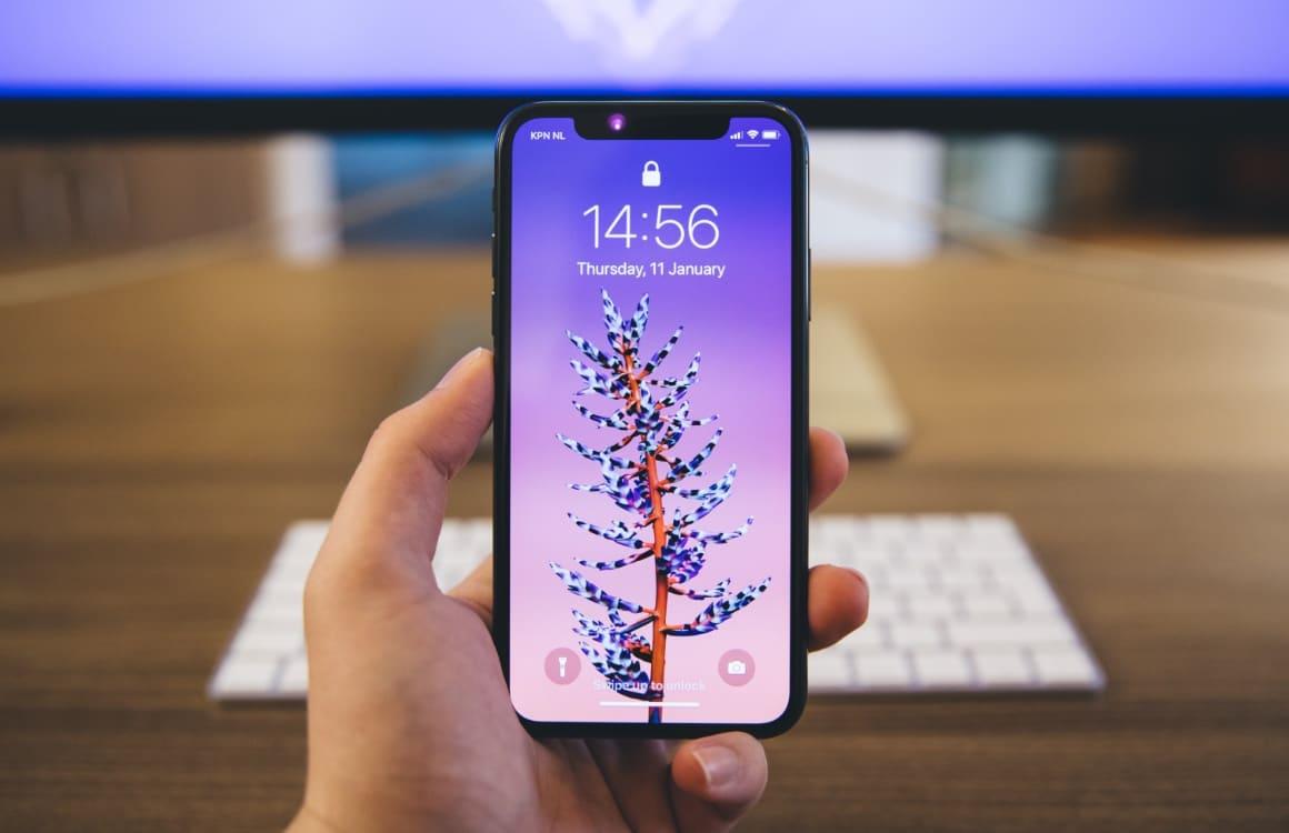 'Nieuwe iPhone krijgt ingebouwde en normale simkaart'