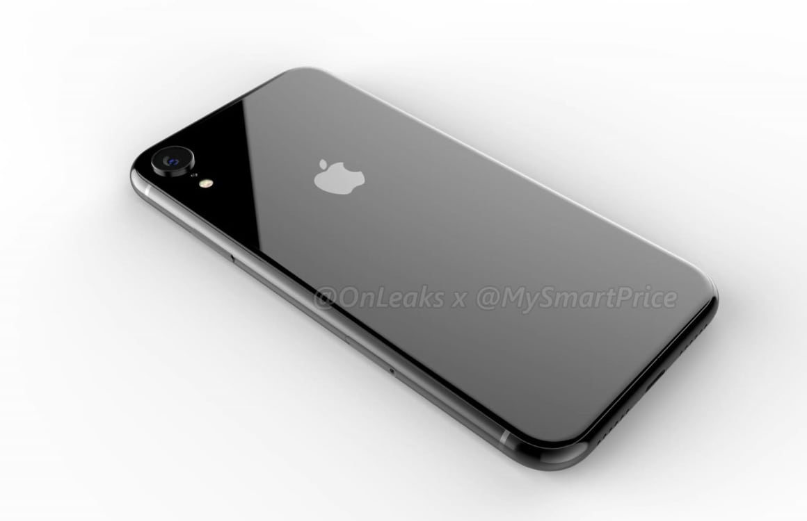 iPhone 2018 renders