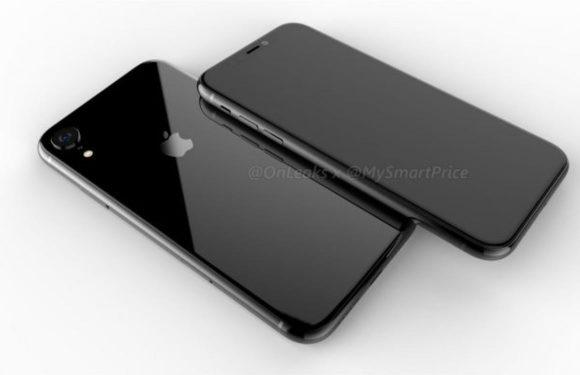 'Eerste renders van 6,1 inch-iPhone 2018 uitgelekt'