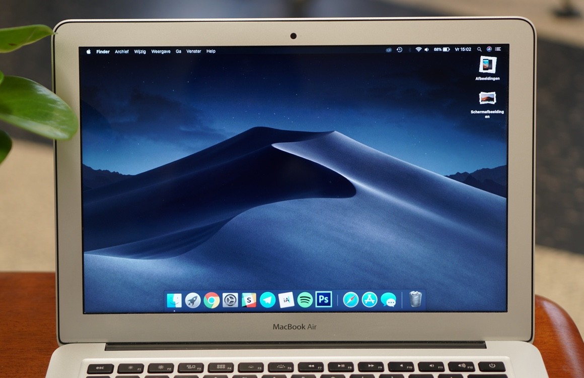 macOS Mojave preview