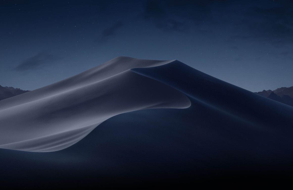 Tip: zo gebruik je de donkere modus van macOS Mojave