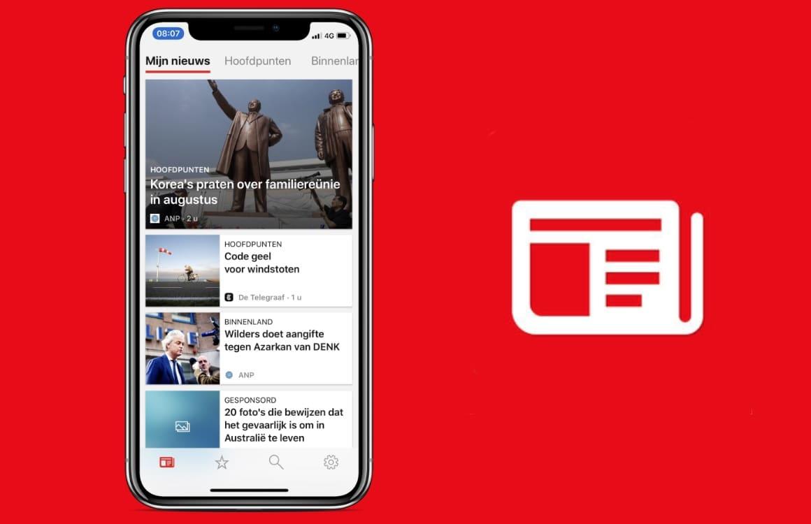 Microsoft Nieuws: nieuwe app gaat de strijd aan met Apple- en Google Nieuws