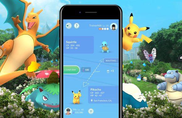 Pokémon GO Ruilen: alles over Pokémon ruilen en de nieuwe vriendenlijst