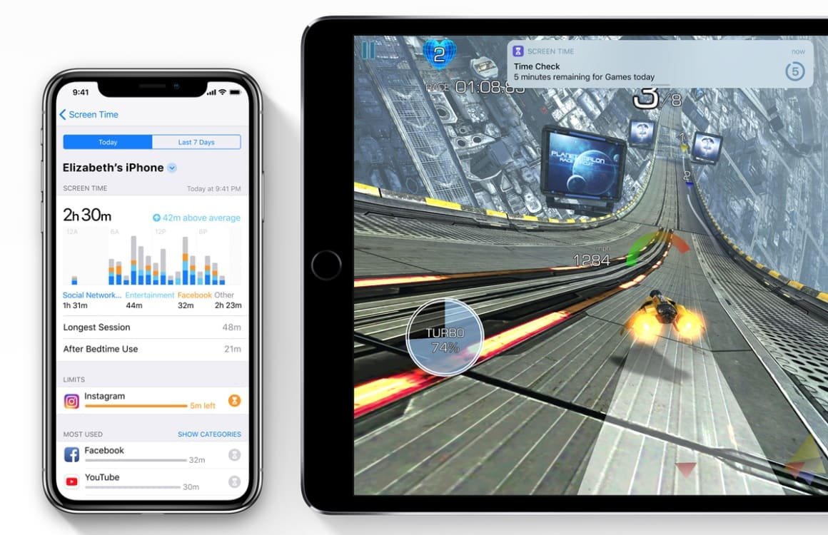 Gids: Zo maakt iOS 12 je iPhone minder verslavend