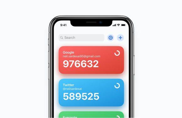 Step Two maakt tweestapsauthenticatie gemakkelijk met iCloud-synchronisatie