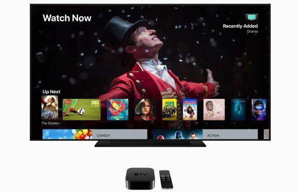 Update voor tvOS: dit is nieuw in tvOS 12 voor Apple TV