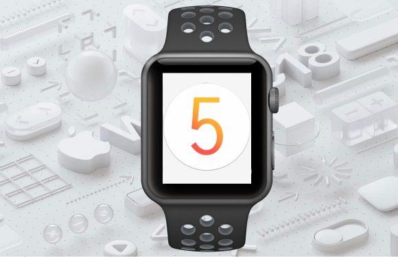 watchOS 5 gepresenteerd: dit is er allemaal nieuw