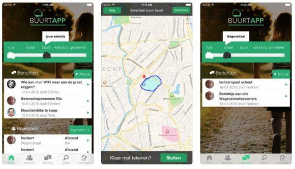 Buurtapp-buurt-apps