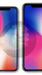 iphone 2018 scherm