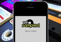 WhoSampled weet waar je dat muziekfragment eerder hebt gehoord