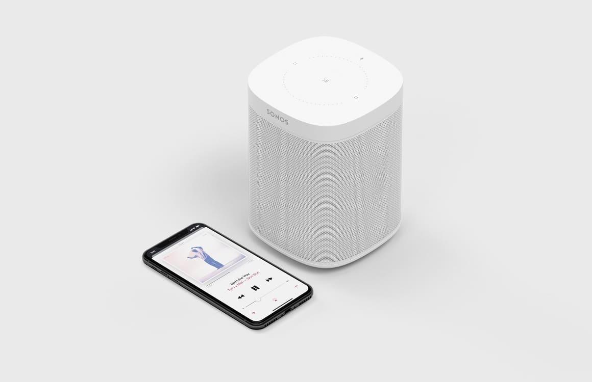 Sonos-speakers ondersteunen vanaf nu AirPlay 2 en Siri: zo werkt het