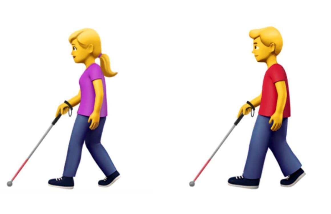 Apple onderzoekt slim alternatief voor blindengeleidehond en blindenstok