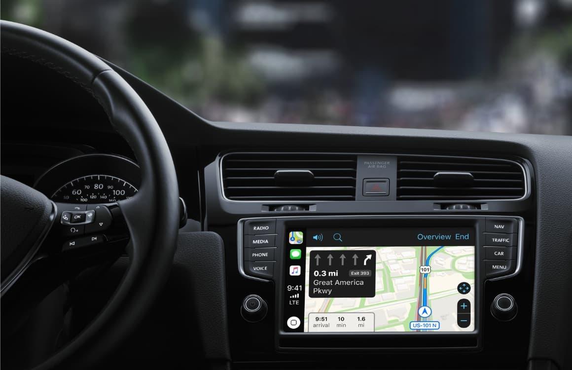 Overzicht: deze 4 navigatie-apps komen naar CarPlay met iOS 12