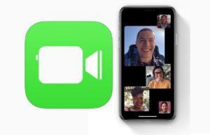 FaceTime groepsgesprekken