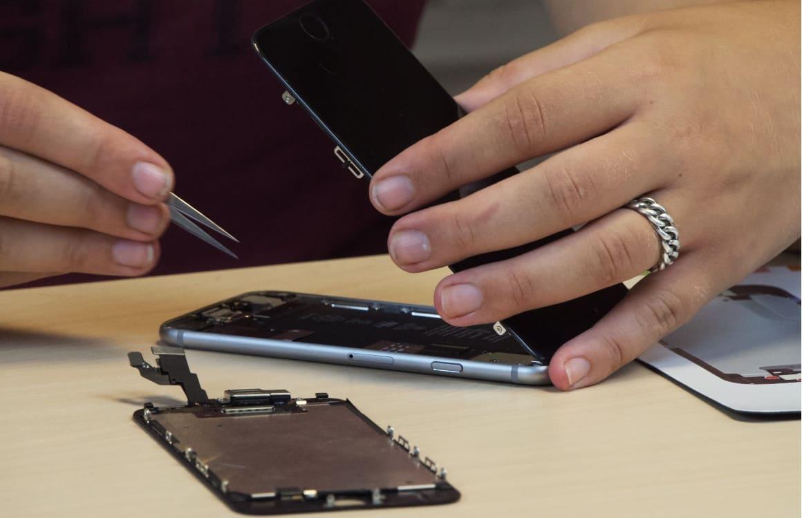 Defect Apple-apparaat? Laat het repareren met originele Apple-onderdelen! (ADV)