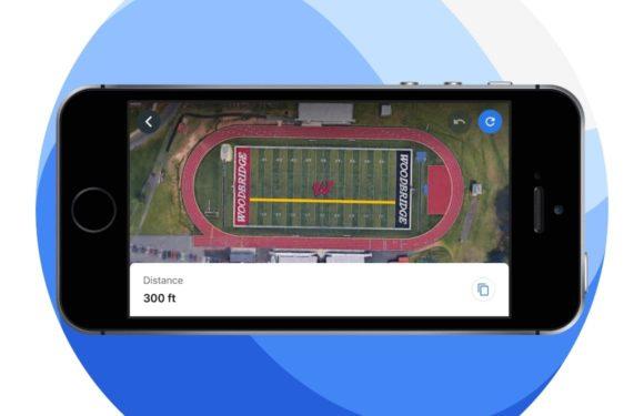 Zo werkt de handige nieuwe meetfunctie van Google Earth