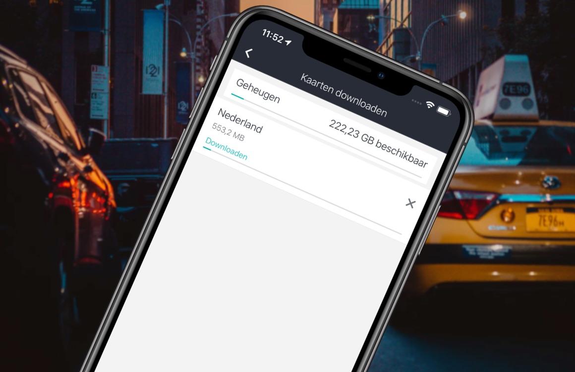 offline navigatie-apps