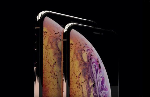 Apple lekt namen, kleuren en opslag van iPhone XS, iPhones XS Max en iPhone XR