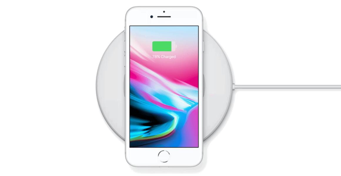 iphone 8 plus opladen