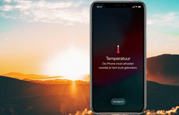 Een oververhitte iPhone: 6 tips om dit te voorkomen en op te lossen