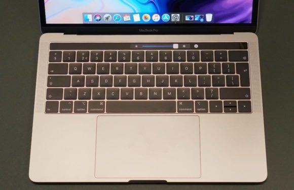 Zo is het toetsenbord van de nieuwe MacBook Pro verbeterd