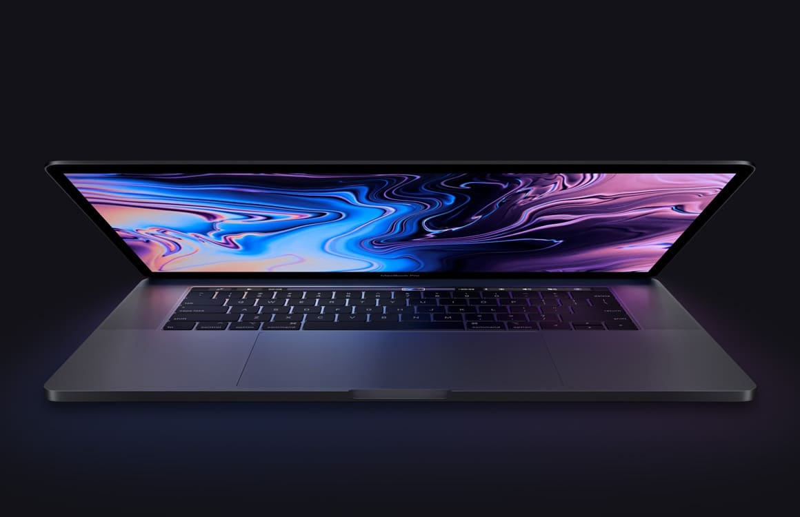 MacBook Pro 2018 snelheid