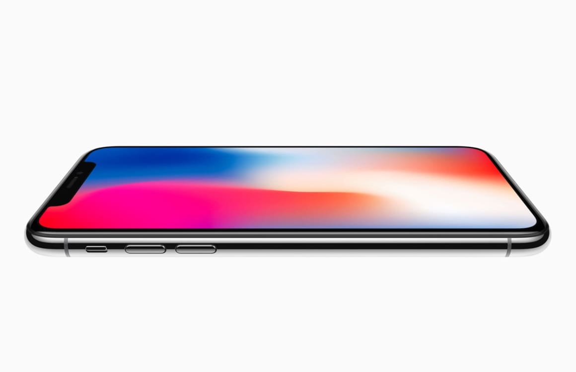'2018 iPhones met oled-scherm focussen op camera en snelheid'