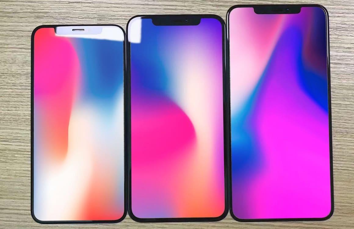 iPhone 2018 schermformaat