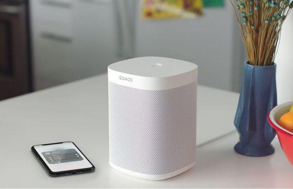 Tip Zo Update Je Een Sonos Speaker Voor Airplay 2 En Homekit