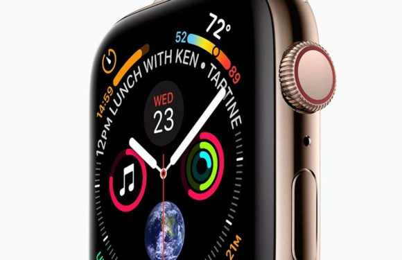 Apple Watch Series 4 officieel