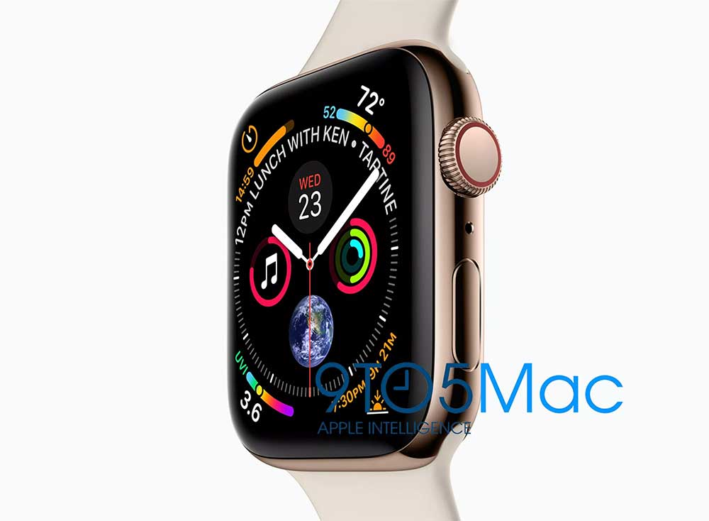 Apple Watch Series 4-afbeelding