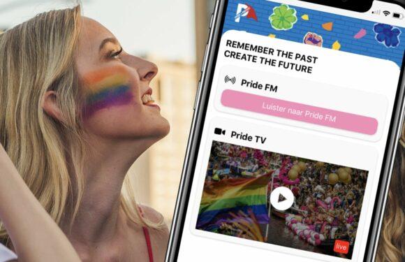 Met deze apps heb je een topdag tijdens Amsterdam Canal Parade 2019
