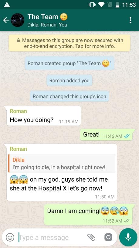 Verwonderend Hackers sturen mogelijk WhatsApp nepberichten namens jou RT-75