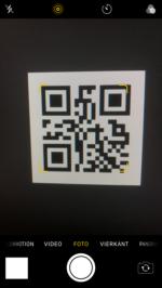 qr code iphone