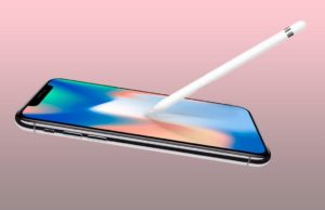 iPhone 2019 Apple Pencil